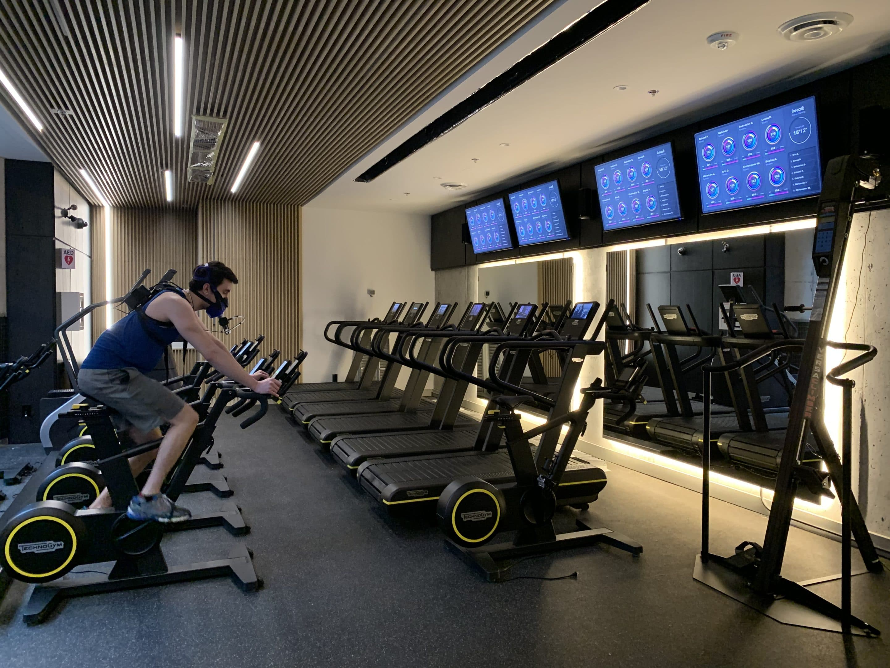 cycling indoor gym downtown toronto